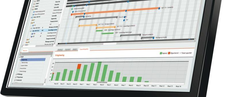 Nieuw ERP systeem