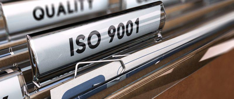 ISO audit succesvol