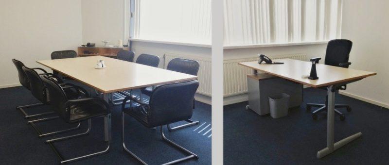 Laatste fase verbouwing kantoor gereed